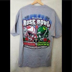 Other - 2012 Rose Bowl Wisconsin Badgers Vs Oregon Ducks